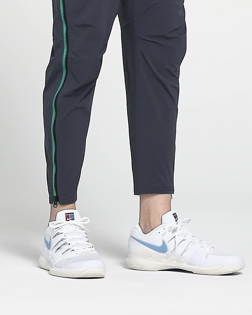 Dure Pour Nikecourt X Vapor Chaussure De Zoom Air Tennis Surface RSAjc3Lq54