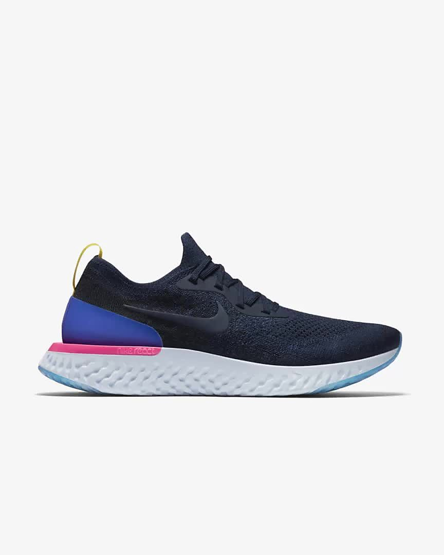 2018 New Epic React Instant Go NK Fly Crazy Comfort Running Shoes Men Women Knit Cushion Outdoor GYM Sports Training Black Sneakers buy cheap 100% authentic 7jkb7A
