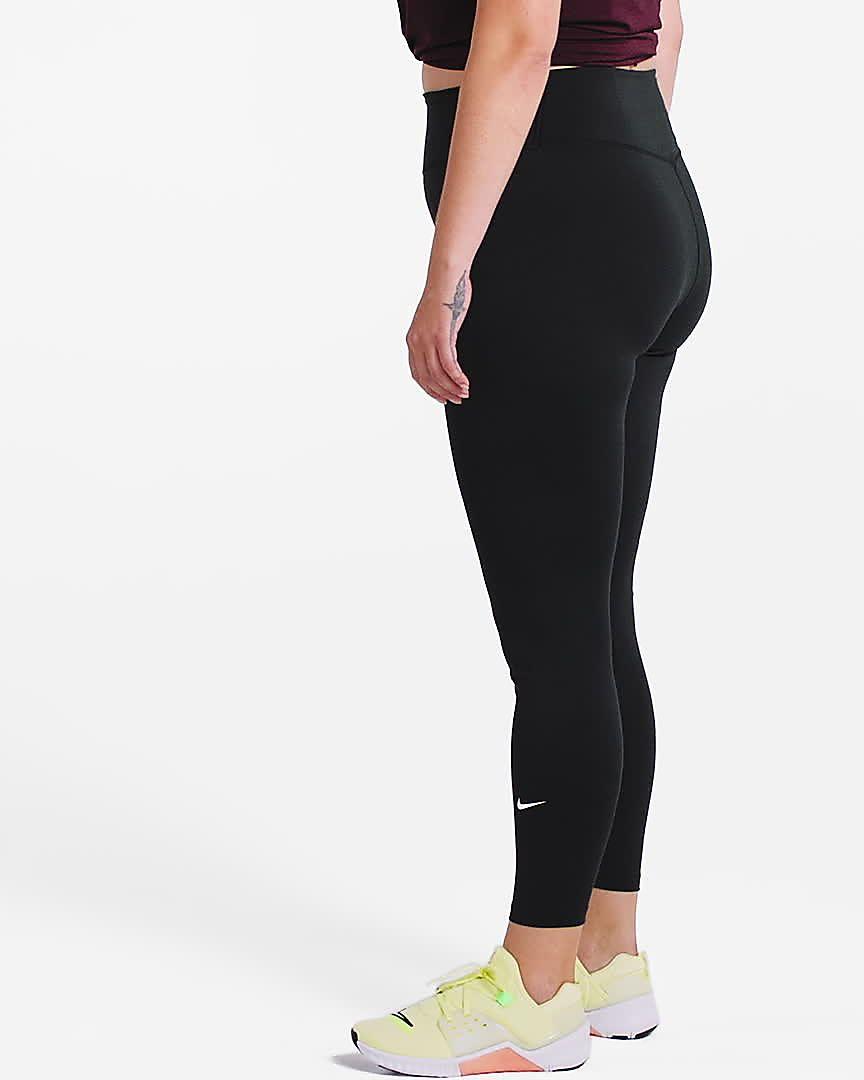 para Nike Mallas mujertalla grande One xBderCoW