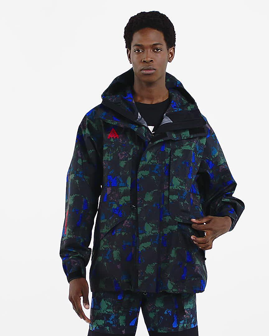 Tex® Nike Herrenjacke Acg Mit Durchgehendem Gore Print QeWrCxodB