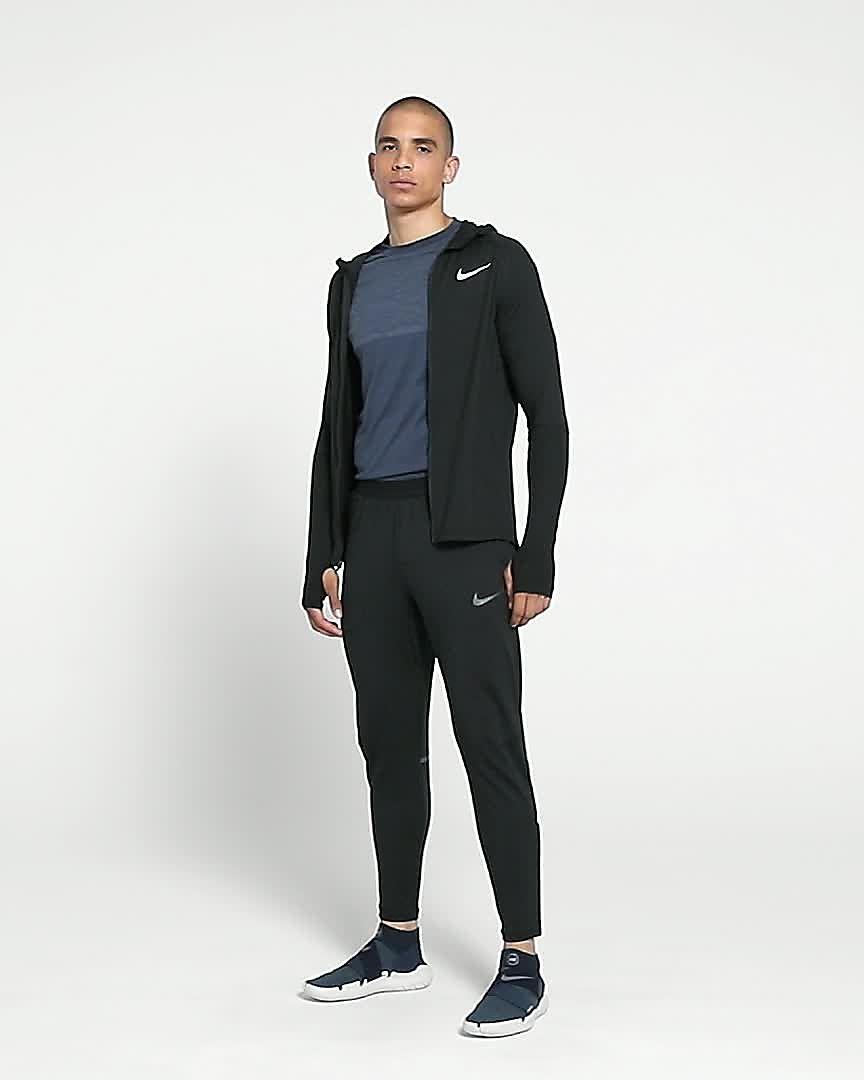 Pantalon Homme De Phenom Pour Running Nike DW9bE2IHeY