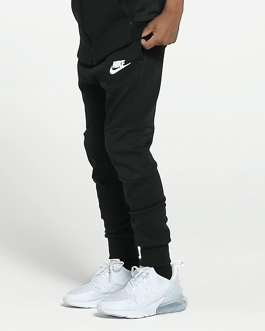 Nike Sportswear Big Kids\u0027 Tech Fleece Pants