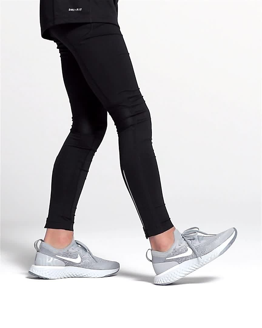 a13600998b782 Nike Epic React Flyknit 1 Older Kids  Running Shoe. Nike.com NZ