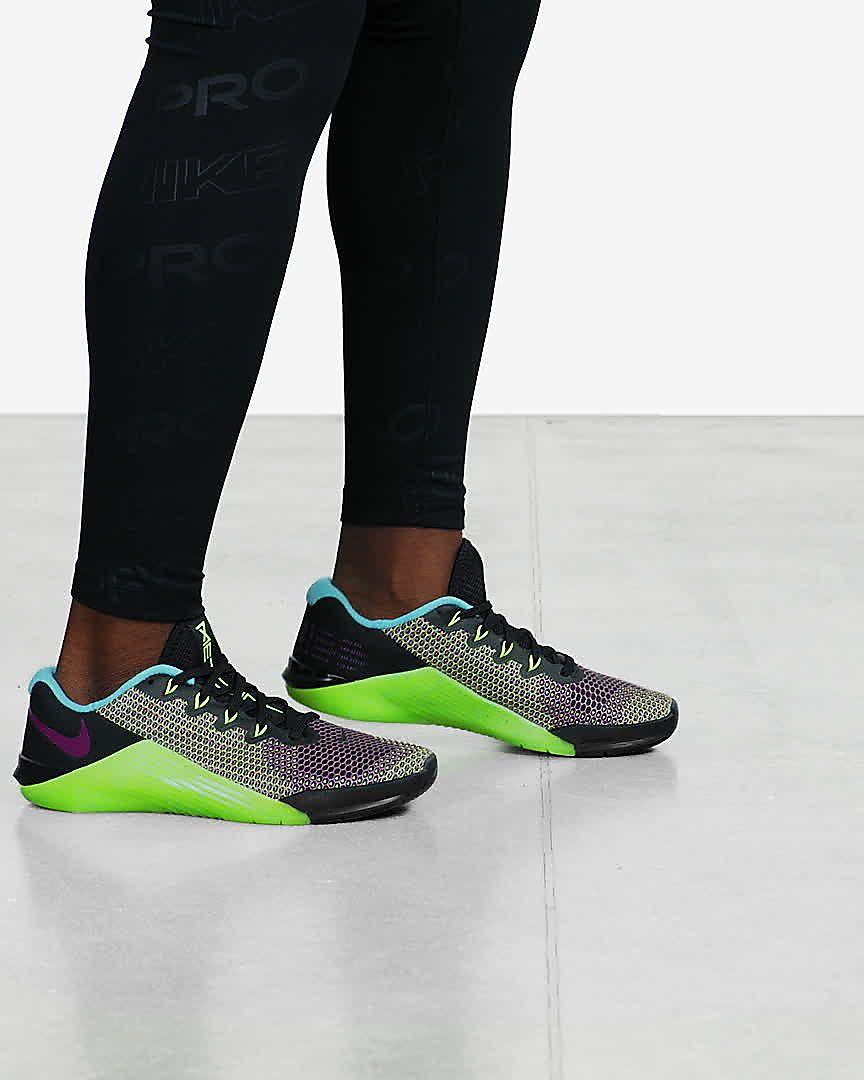 zapatillas nike metcon 5 mujer
