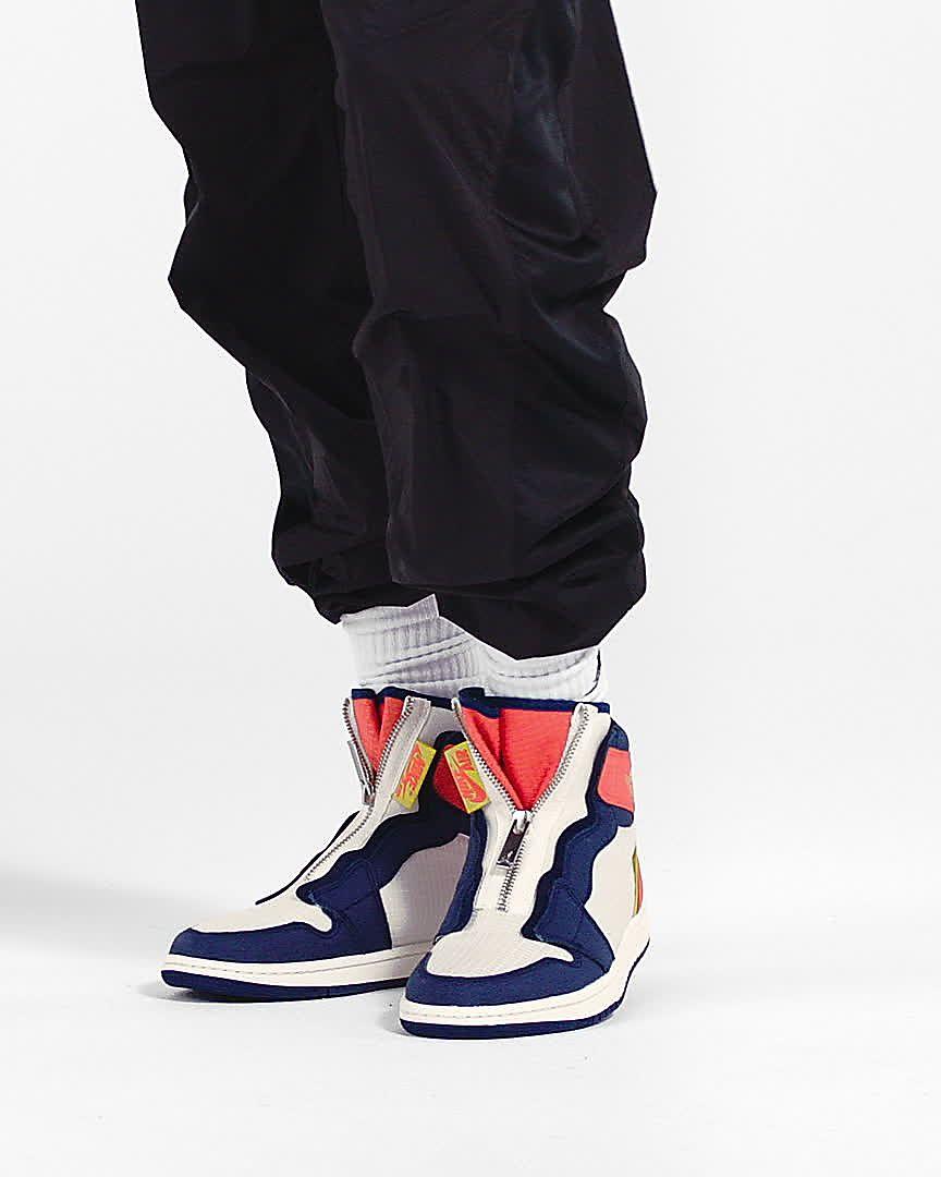 474ed4d76ba Air Jordan 1 High Zip Women's Shoe. Nike.com