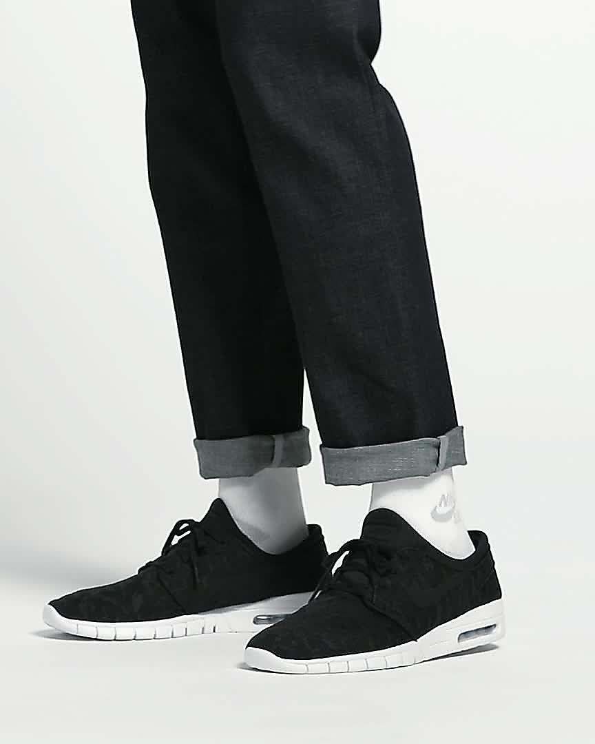 640ad3a4db6 Nike SB Stefan Janoski Max Skate Shoe