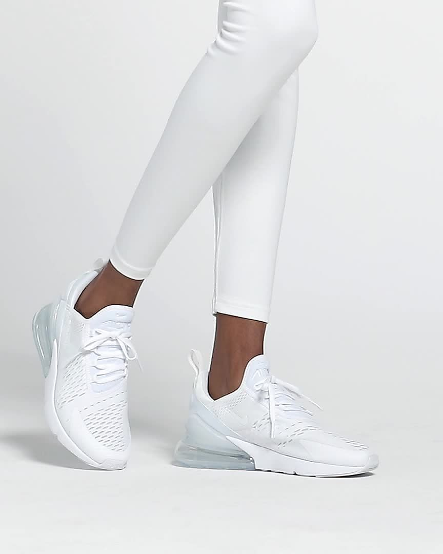 LIMITED RELEASE Nike Women Air Max 270 (BlackTeal) SALE