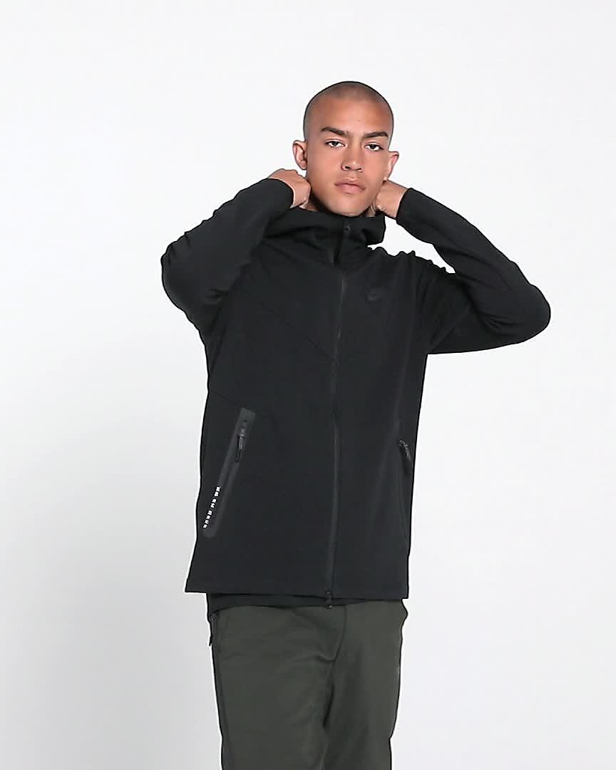 4c6a4fd40237 Nike Sportswear Tech Pack Men s Full-Zip Hoodie. Nike.com