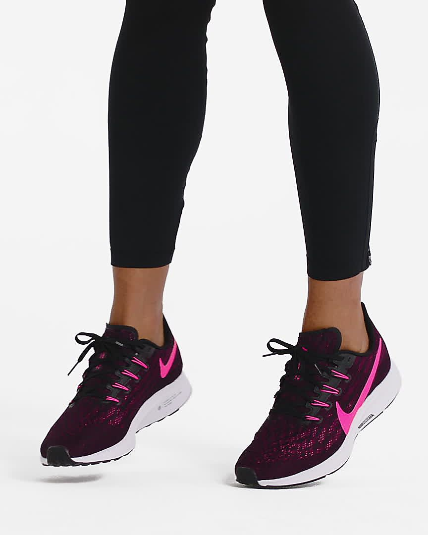 zapatillas negras de mujer nike