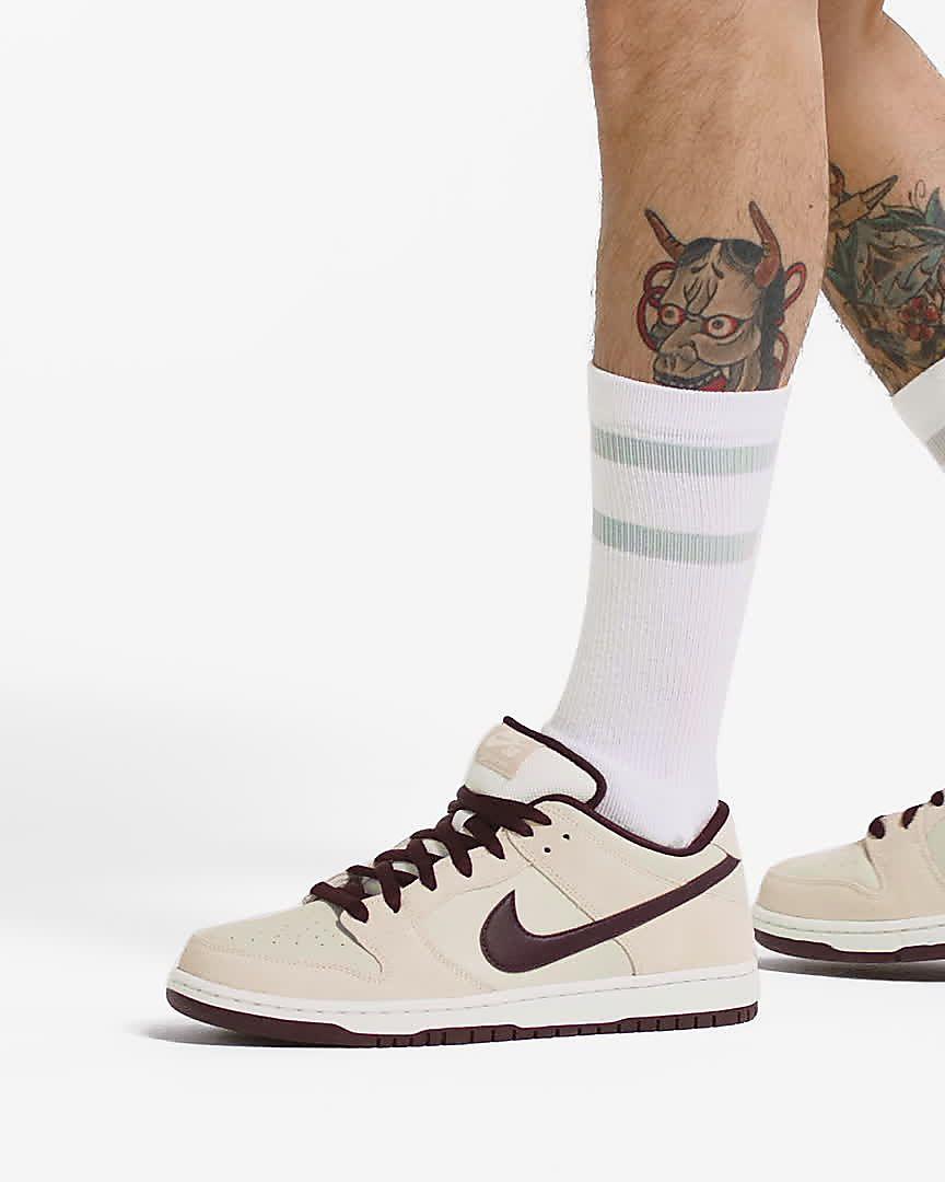 Low Skateboardschuh Nike SB Dunk Pro 5L3R4jqA