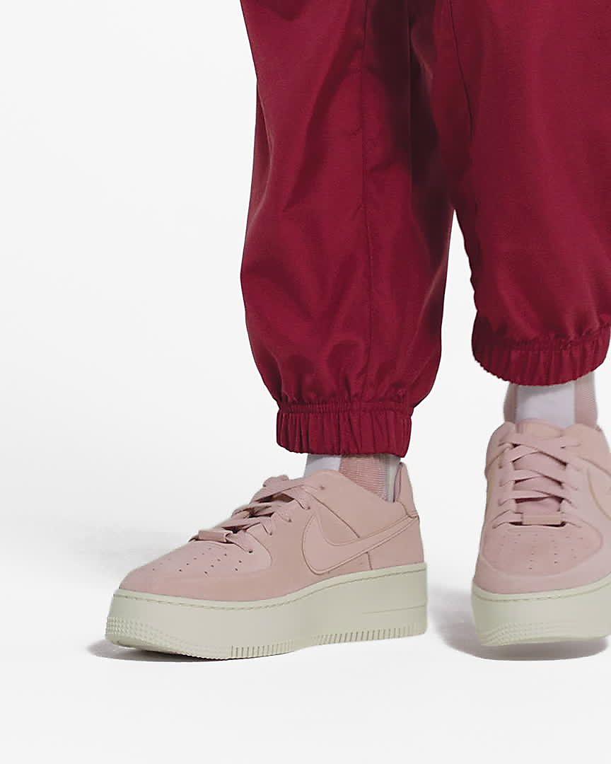 Nike Air Force 1 dragen