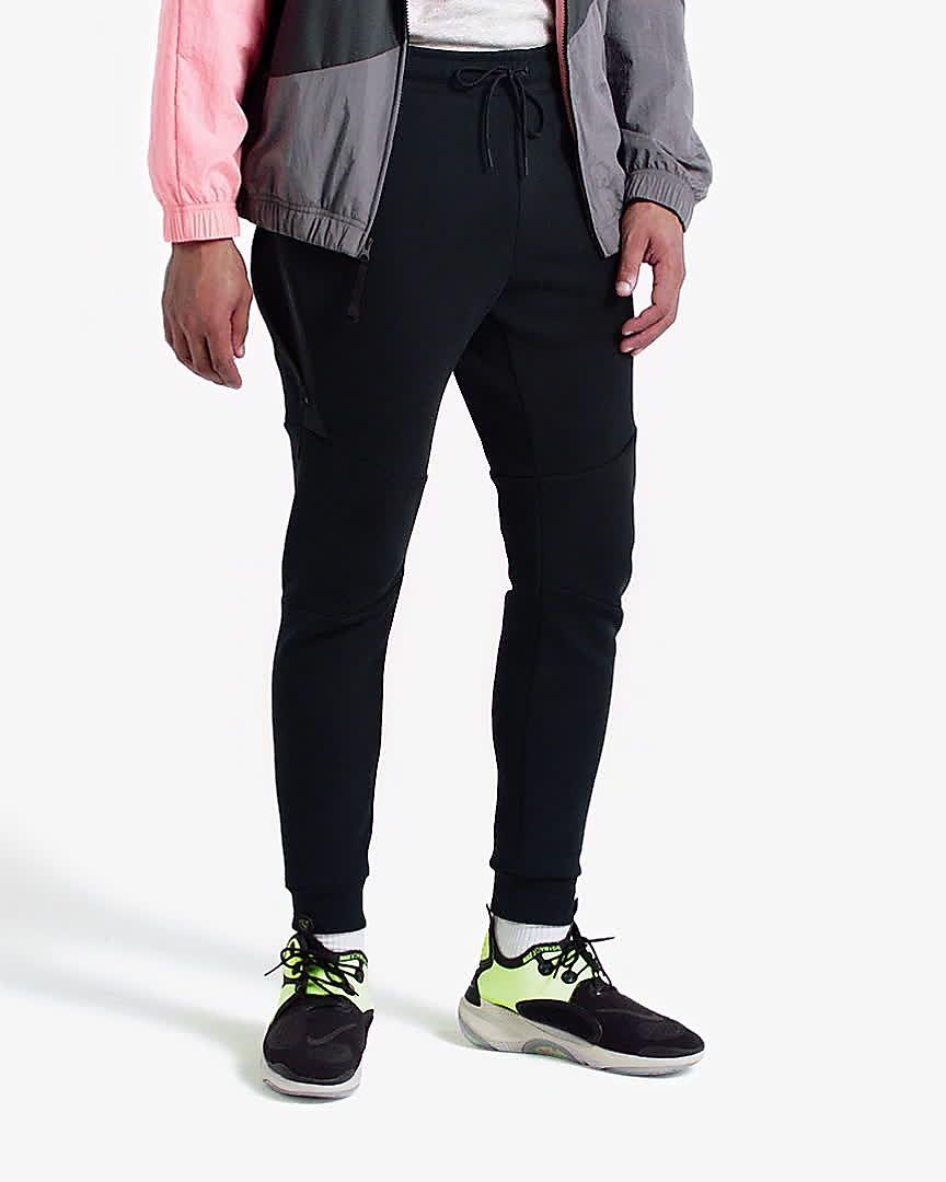 Pantalones deportivos para hombre Nike Sportswear Tech Fleece. Nike.com MX 53feb8e5cf050