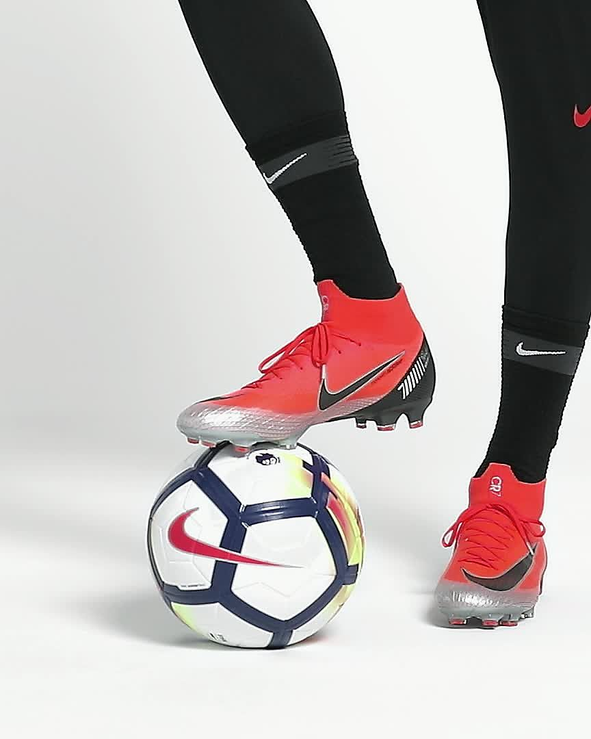 finest selection 42741 6116d Fotbollssko för gräs Nike Mercurial Superfly 360 Elite LVL UP SE FG. Nike.com  SE