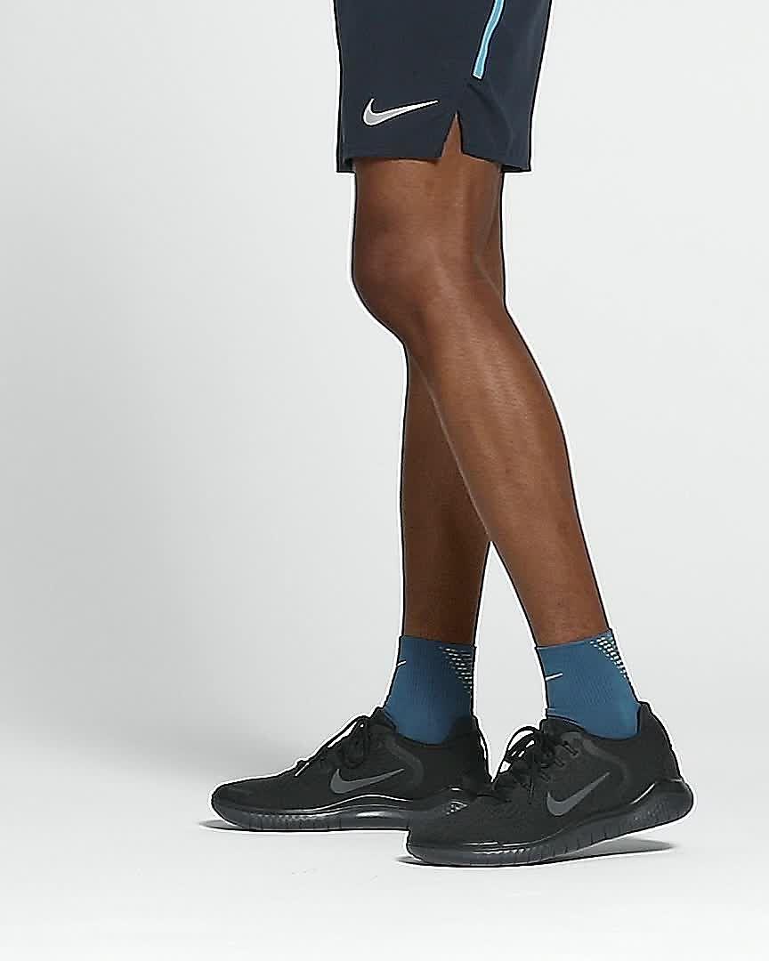 Nike Herren Laufschuh Free Run 2018 Sneakers Mehrfarbig (Gym