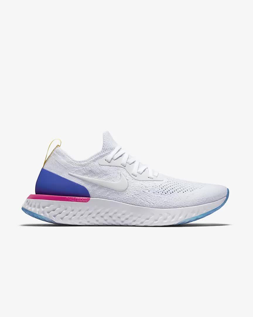 Zoom De L'air Neuf Élite Chaussures De Course De Maille - Noir Nike