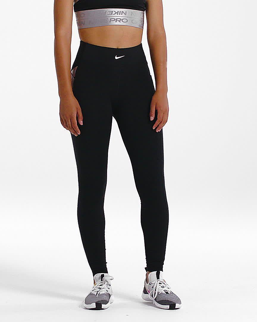 Nike Pro AeroAdapt Damen-Tights