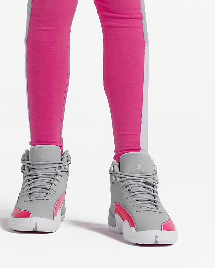 Air Jordan Retro 6 Big Kids' Shoe, by Nike Size 4.5Y (Purple