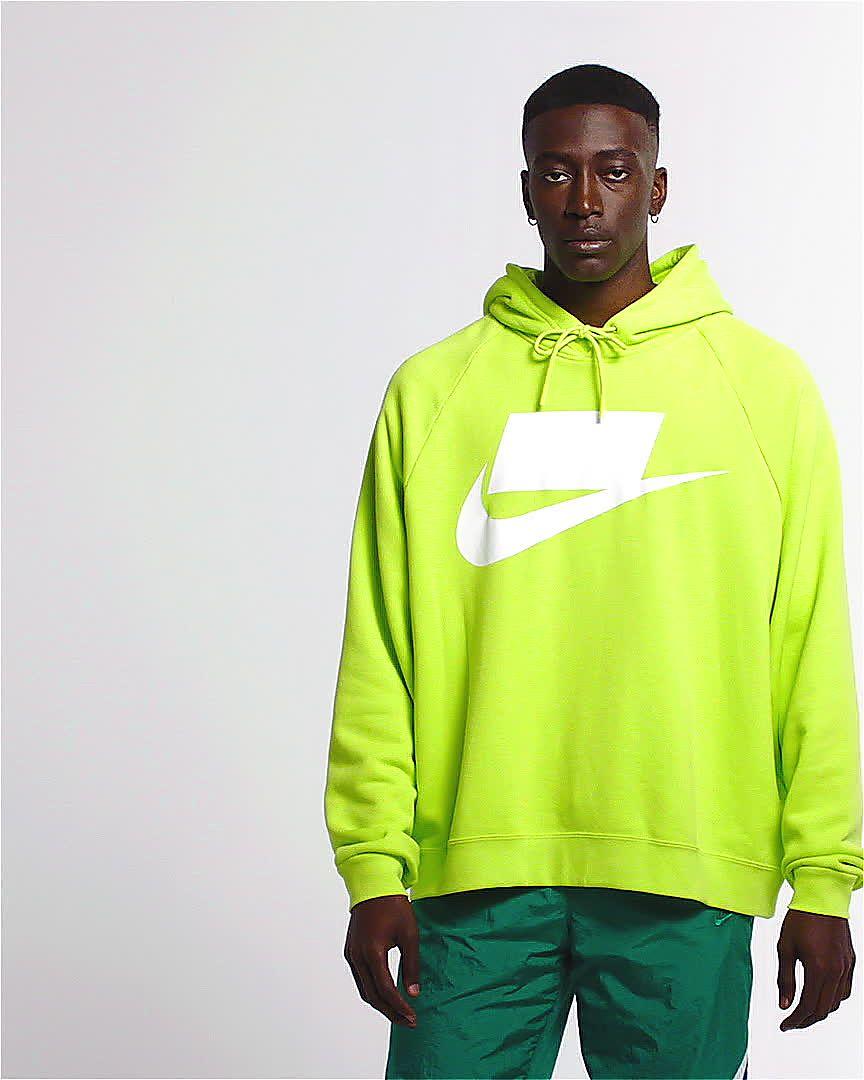 metà fuori da4c0 a7785 Felpa con cappuccio in French Terry Nike Sportswear NSW