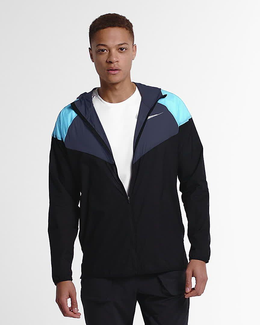 1c9184562b4f Nike Windrunner Men s Running Jacket. Nike.com