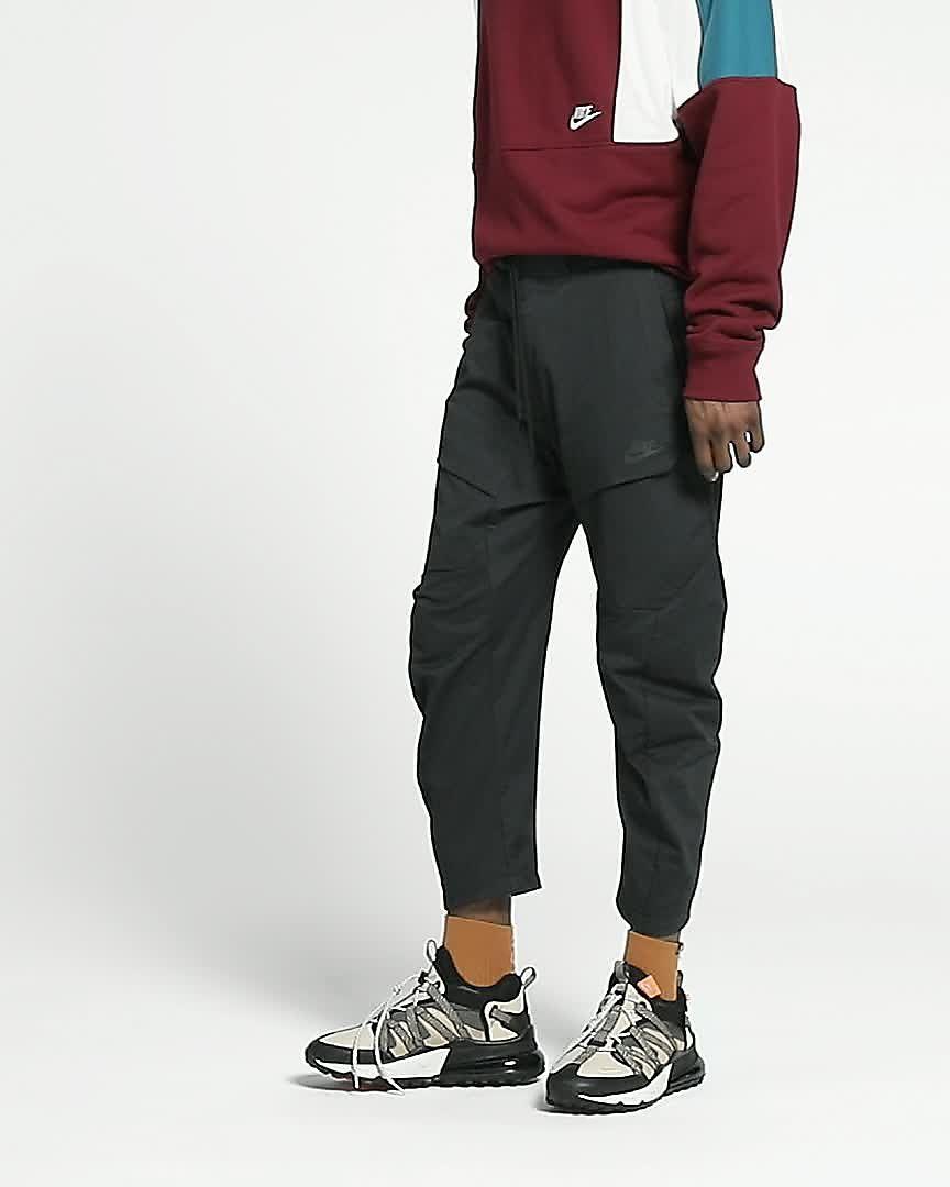 c78bdaa90c Nike Sportswear Tech Pack szőtt férfi oldalzsebes nadrág. Nike.com HU