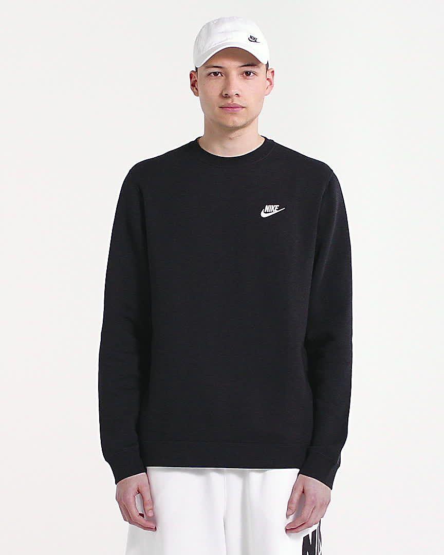 e5b9c0c34 Nike Sportswear Club Fleece Crew. Nike.com