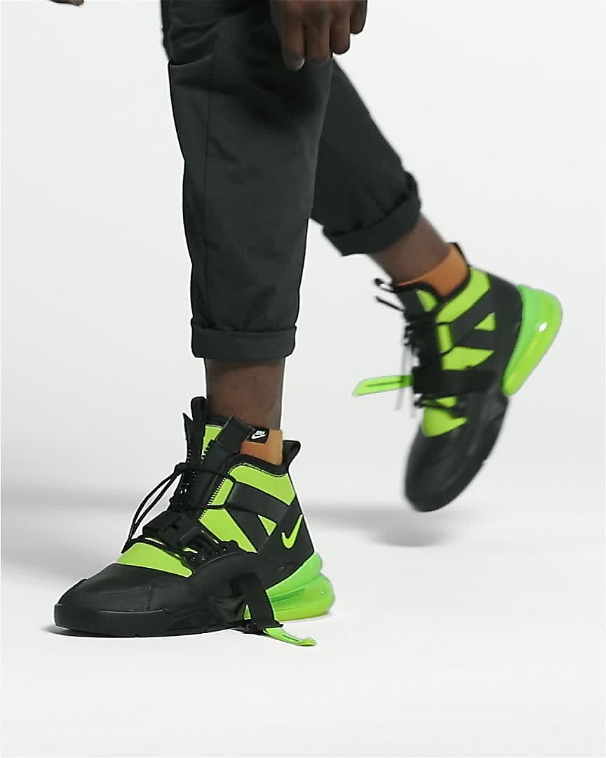 release date cf284 0af5e Nike Air Force 270 Utility