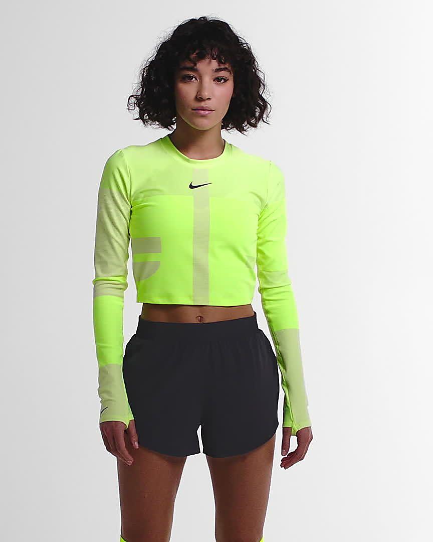 a10883ad594f Nike Tech Women s Knit Running Top. Nike.com
