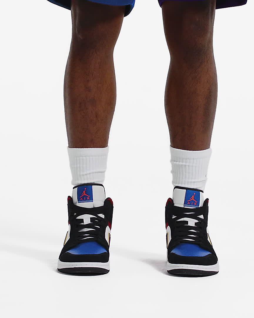 wysoka jakość wylot online najnowsza kolekcja Air Jordan 1 Mid SE Men's Shoe