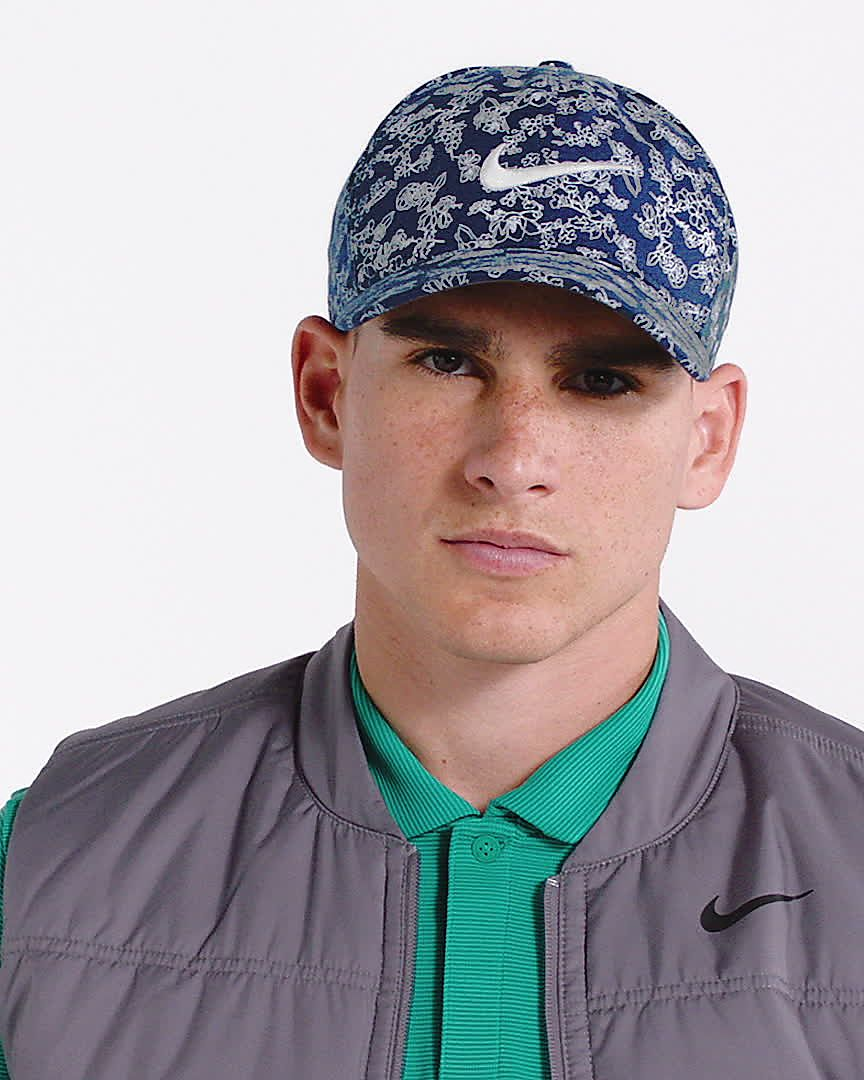 39ee19c1a Nike AeroBill Classic99 Printed Golf Hat