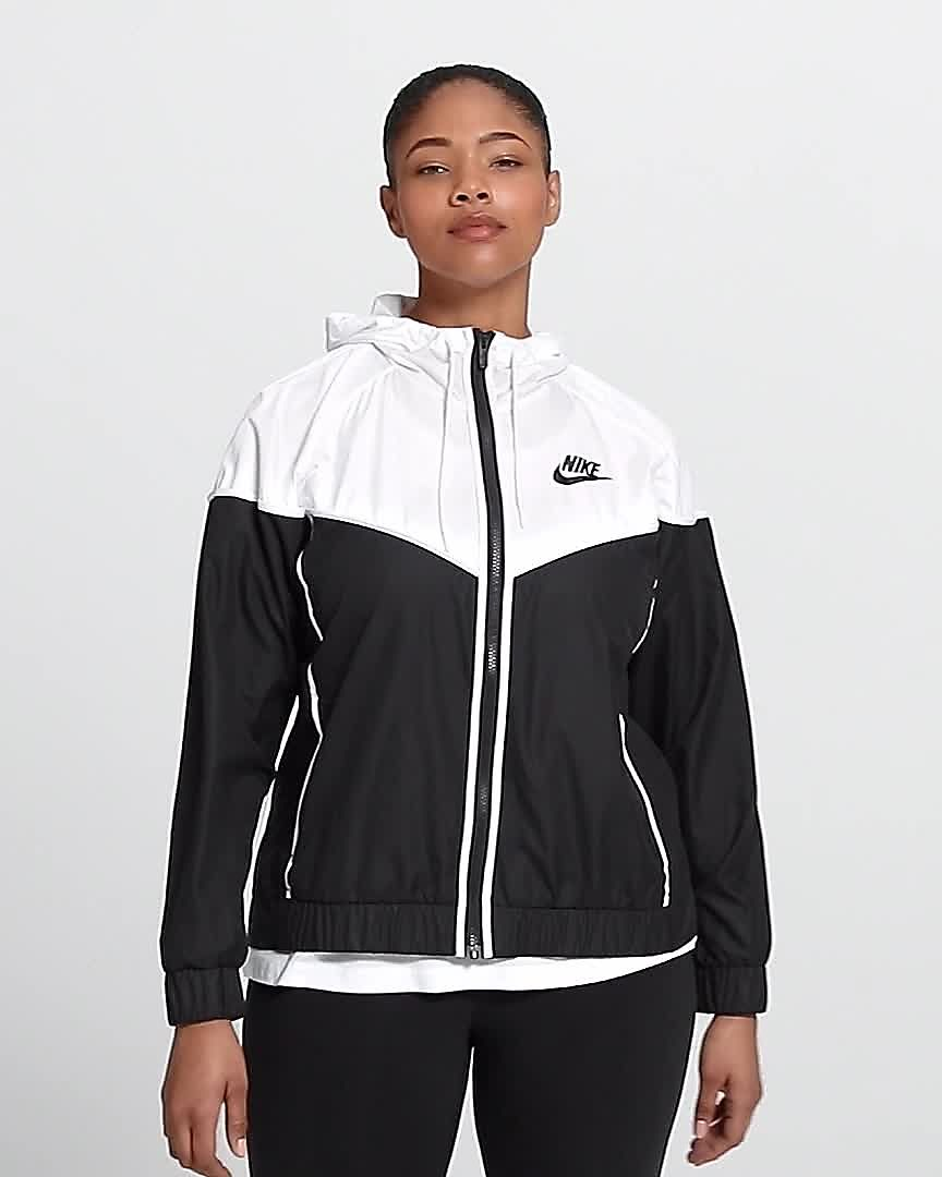 44e8329dd4c Nike Sportswear Windrunner (Plus Size) Women s Jacket. Nike.com