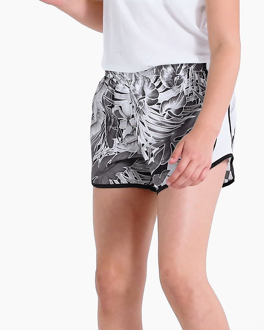 516fdba907 Nike Dri-FIT Tempo Big Kids' (Girls') Printed Running Shorts. Nike.com