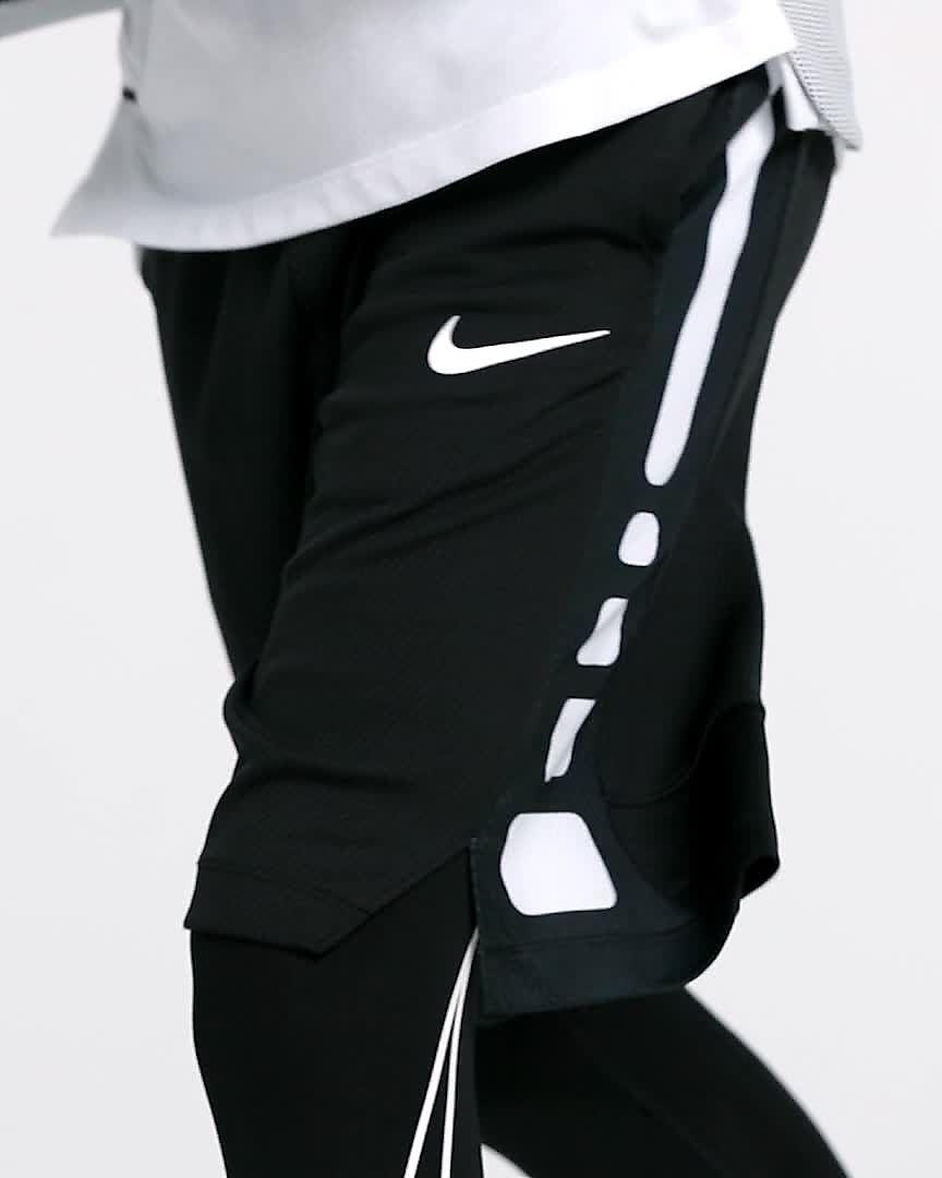 b6c459068835 Nike Dri-FIT Elite Big Kids  (Boys ) Basketball Shorts. Nike.com