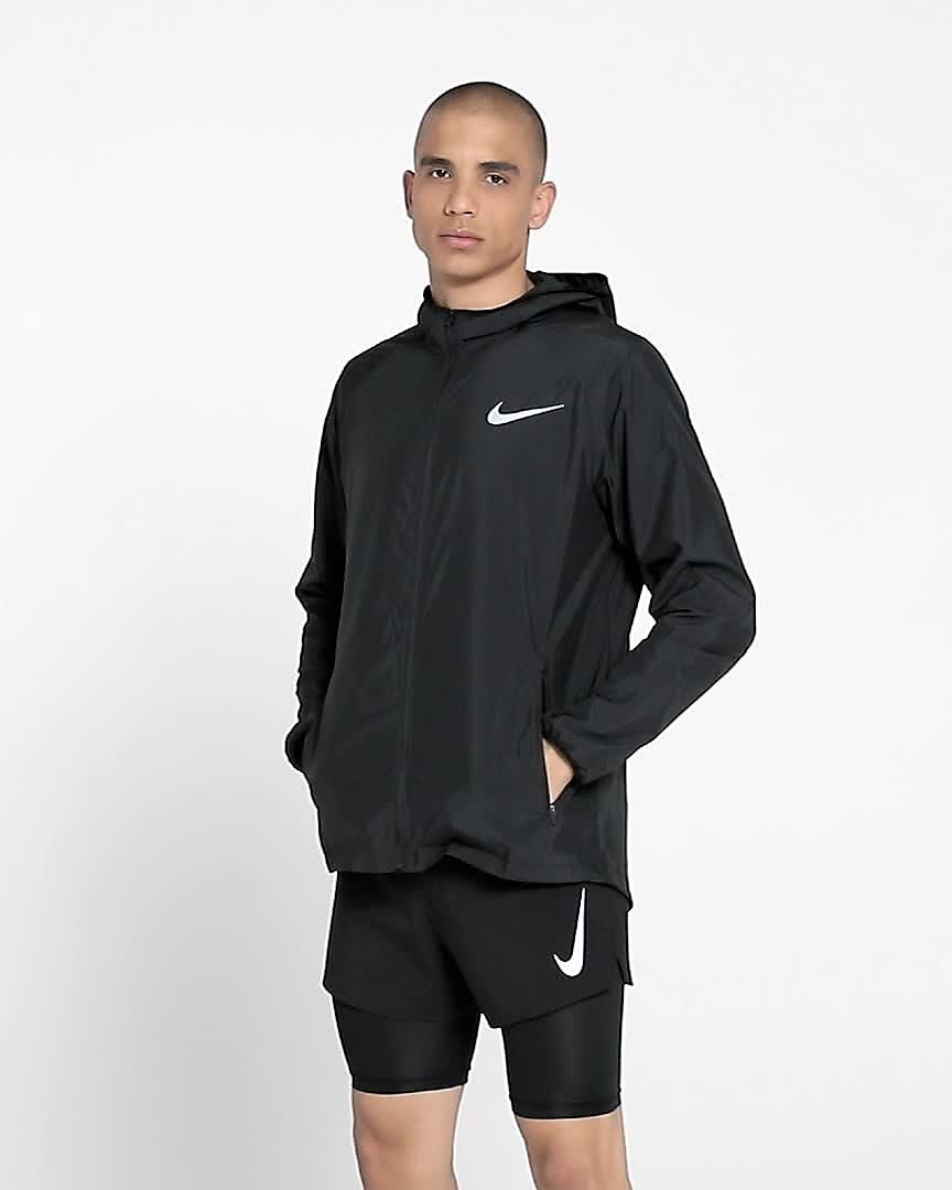 b327012ff3733 Nike Essential Men's Running Jacket. Nike.com