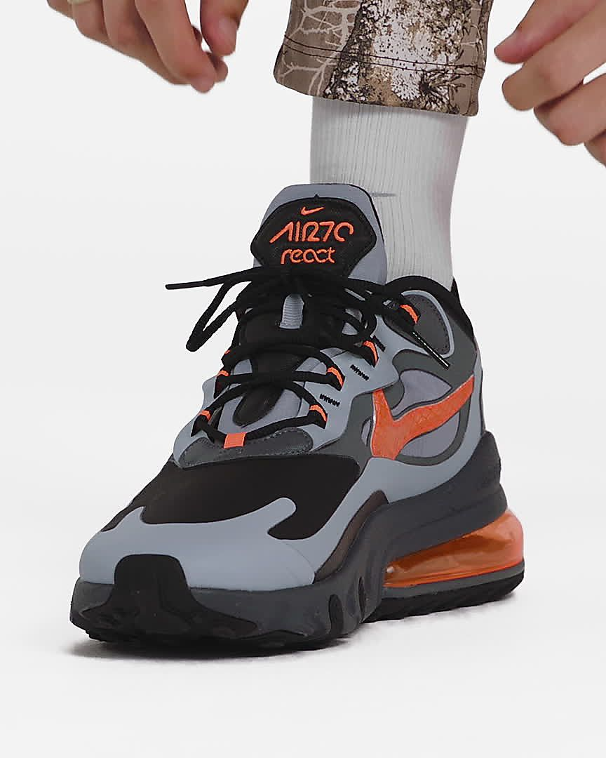 factory outlets biggest discount order Nike Air Max 270 React Winter Men's Shoe. Nike LU