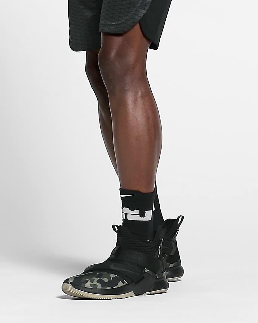 c815c1adbd8 LeBron Soldier 12 SFG Basketball Shoe. Nike.com SG