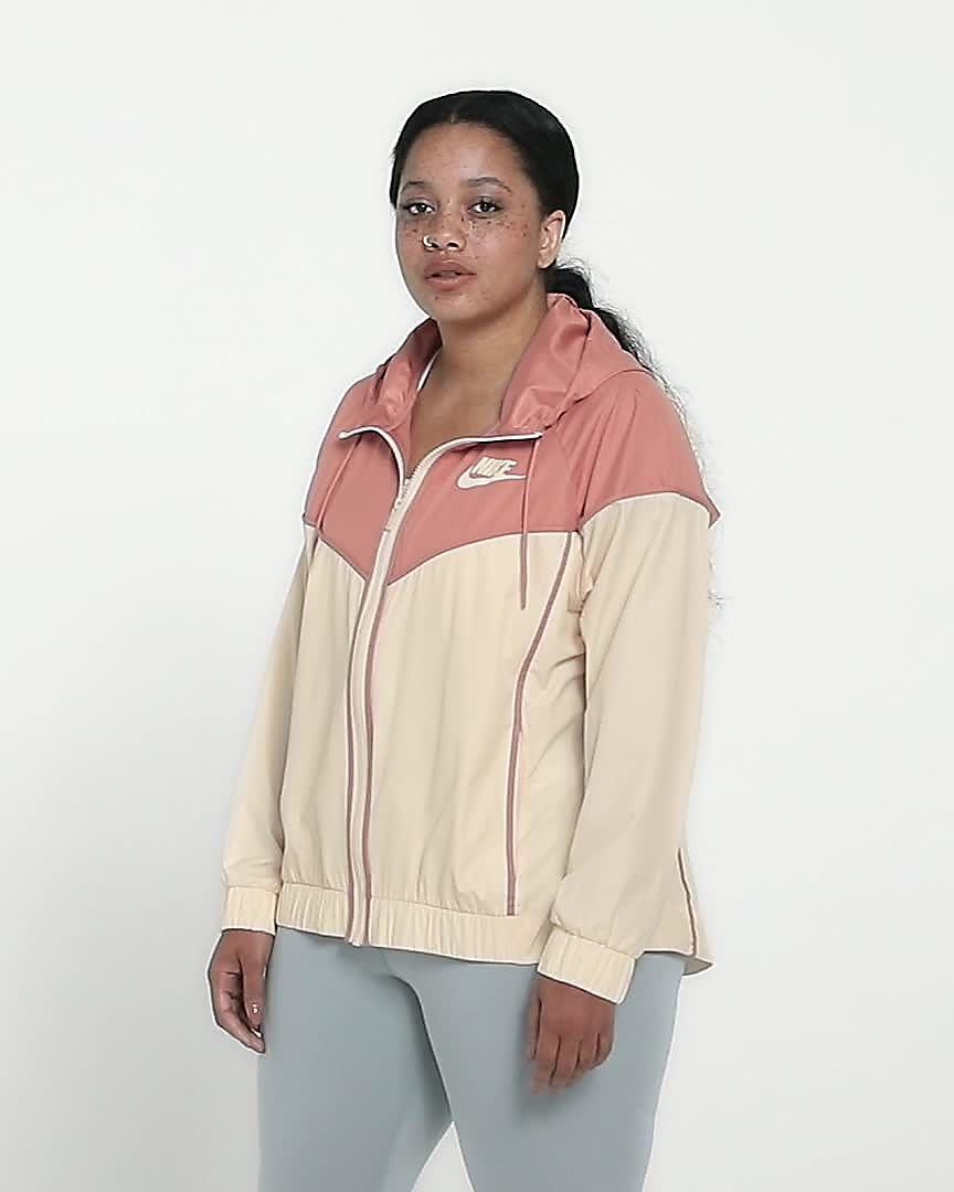 3aad4448de57d Nike Sportswear Windrunner (Plus Size) Women s Jacket. Nike.com NL