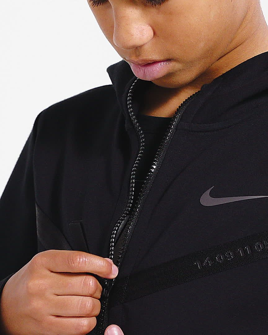 1a2b0056e24b Nike Sportswear Tech Pack Big Kids' (Boys') Full-Zip Hoodie. Nike.com