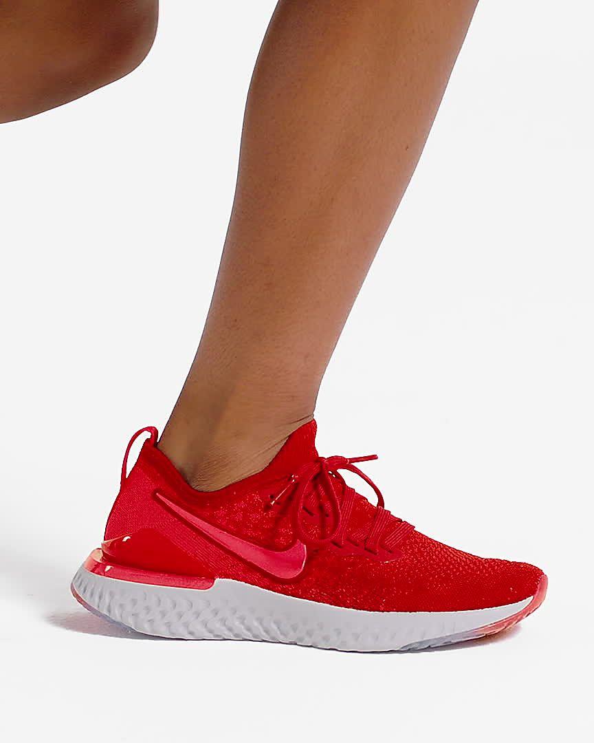 Nike Epic React Flyknit 2 Zapatillas de running Niñoa