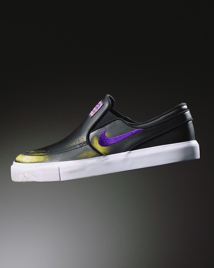 check out f4e48 7b603 Nike SB Zoom Janoski Slip NBA Men s Skate Shoe. Nike.com