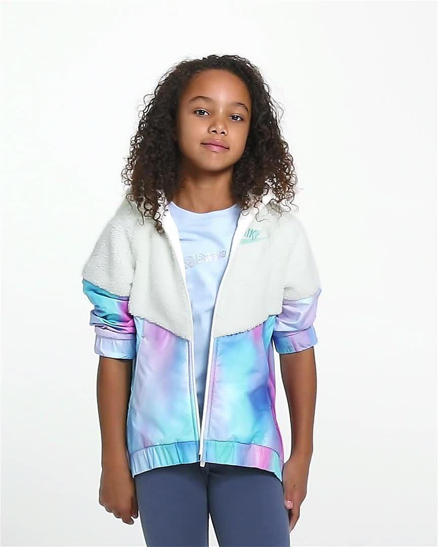 8c6793e2 Nike Sportswear Windrunner Big Kids' (Girls') Jacket. Nike.com