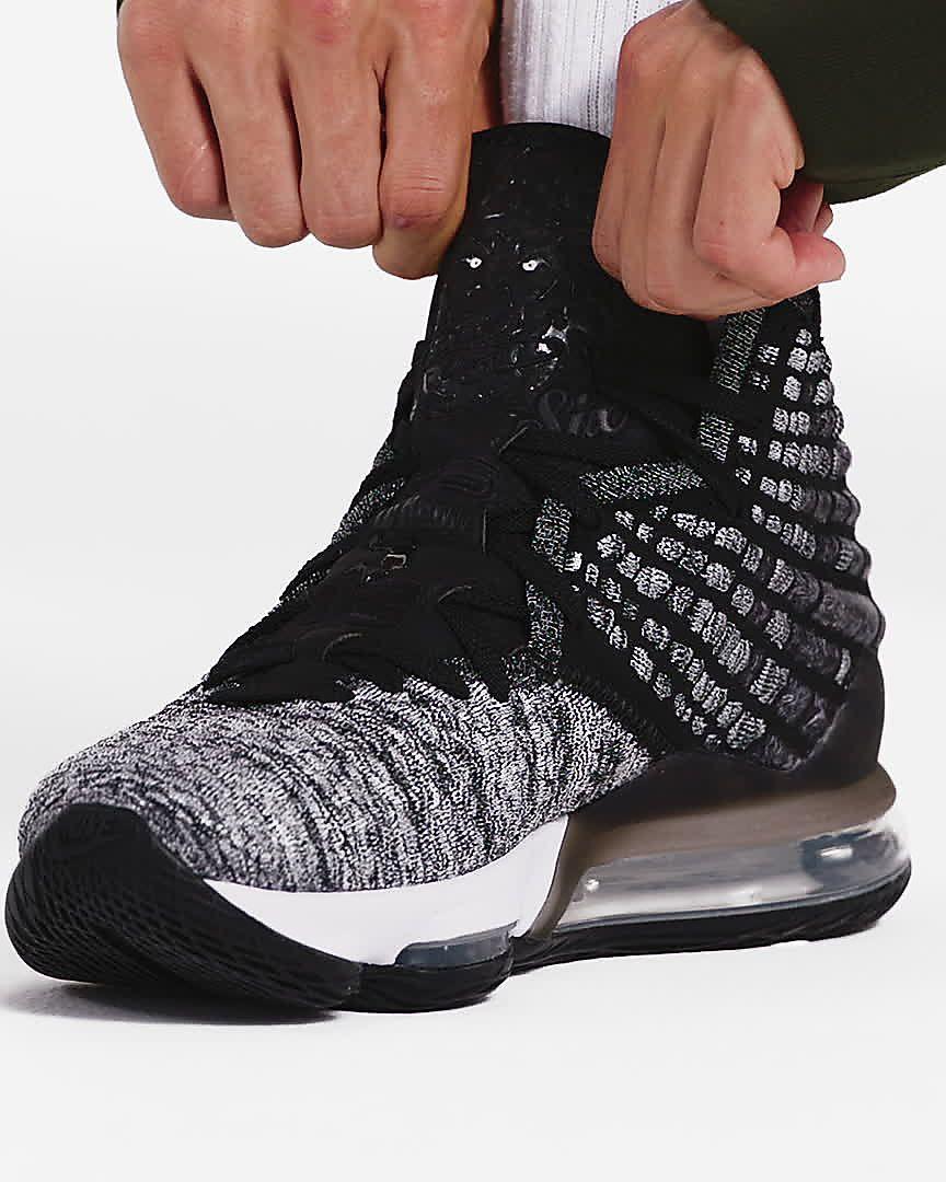 LeBron 17 Basketball Shoe. Nike LU