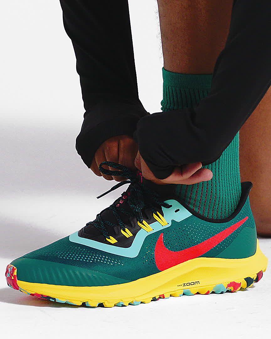 Nike Air Zoom Pegasus 36 Naranja Zaaptillas Running