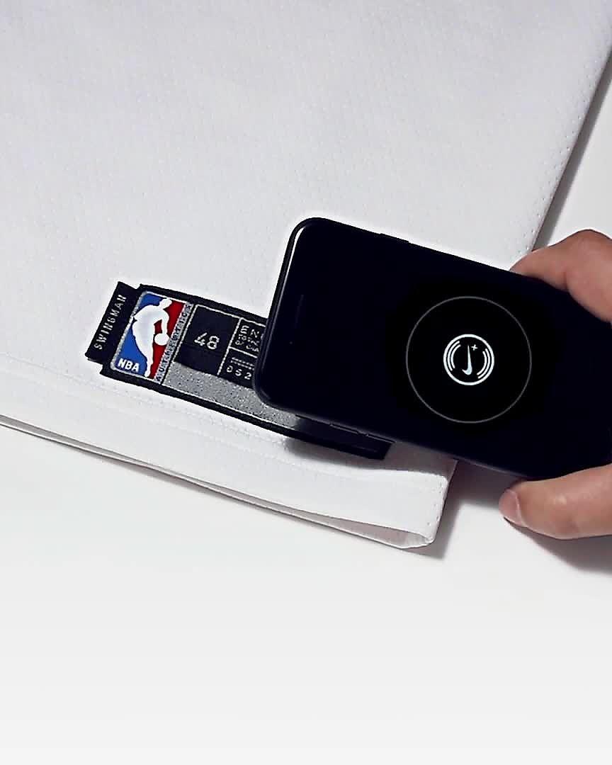 ccbc9de95c4 ... Damian Lillard Statement Edition Swingman (Portland Trail Blazers)  Men's Nike NBA Connected Jersey. How others are wearing it