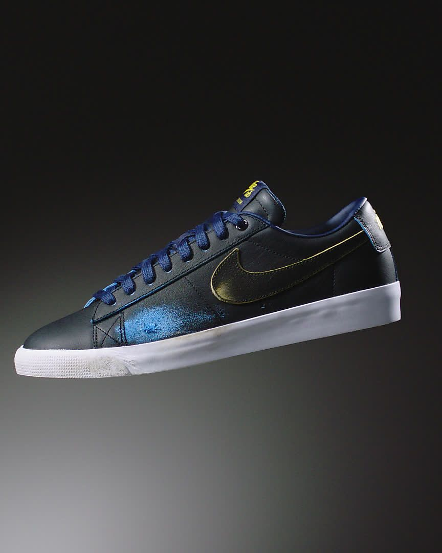 Nike SB Blazer Low GT NBA Men's Skate Shoe