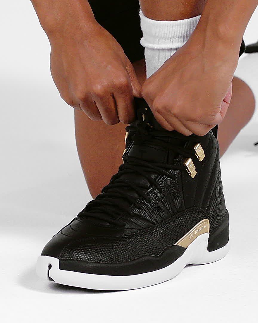 big sale 2e435 cf0f4 Air Jordan 12 Retro damesko. Nike.com NO