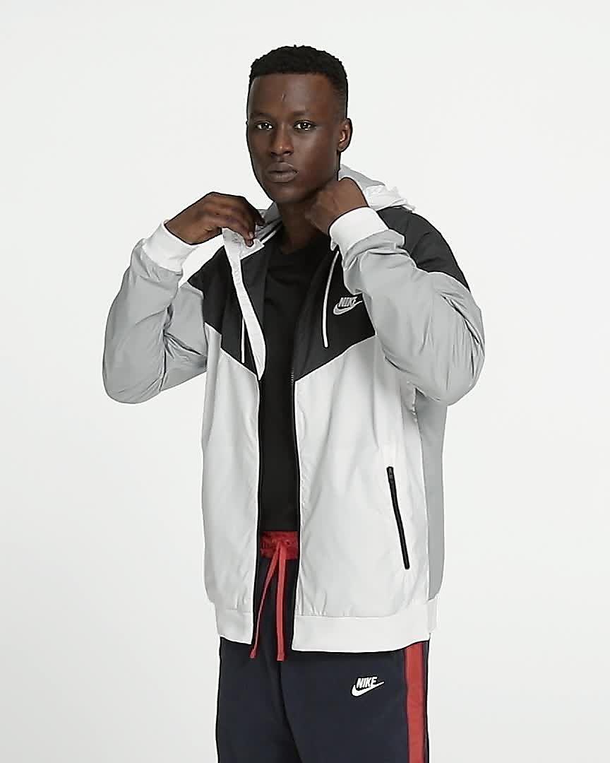 san francisco d824d c3283 Nike Sportswear Windrunner Mens Jacket. Nike.com AU