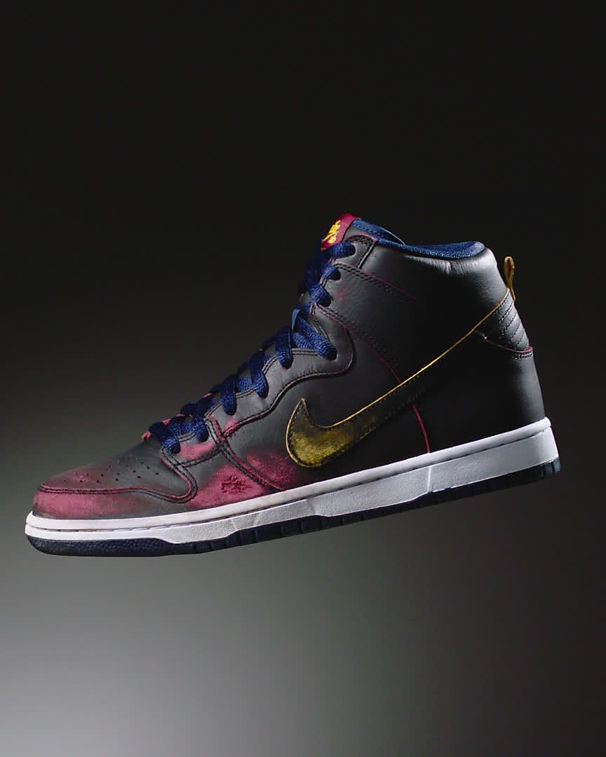 6367cc7bc4ae Nike SB Dunk High Pro NBA Men s Skate Shoe. Nike.com SG