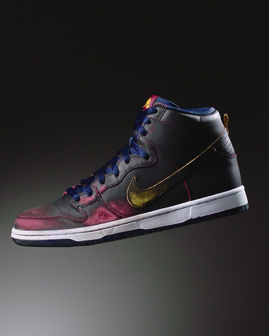 buy popular 576d8 b3449 Nike SB Dunk High Pro NBA