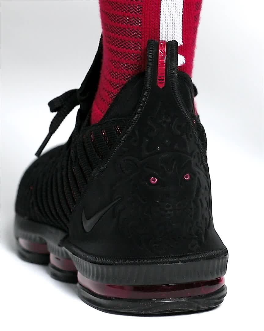 the best attitude 692ba b9dc6 LeBron 16 Basketball Shoe. Nike.com GB