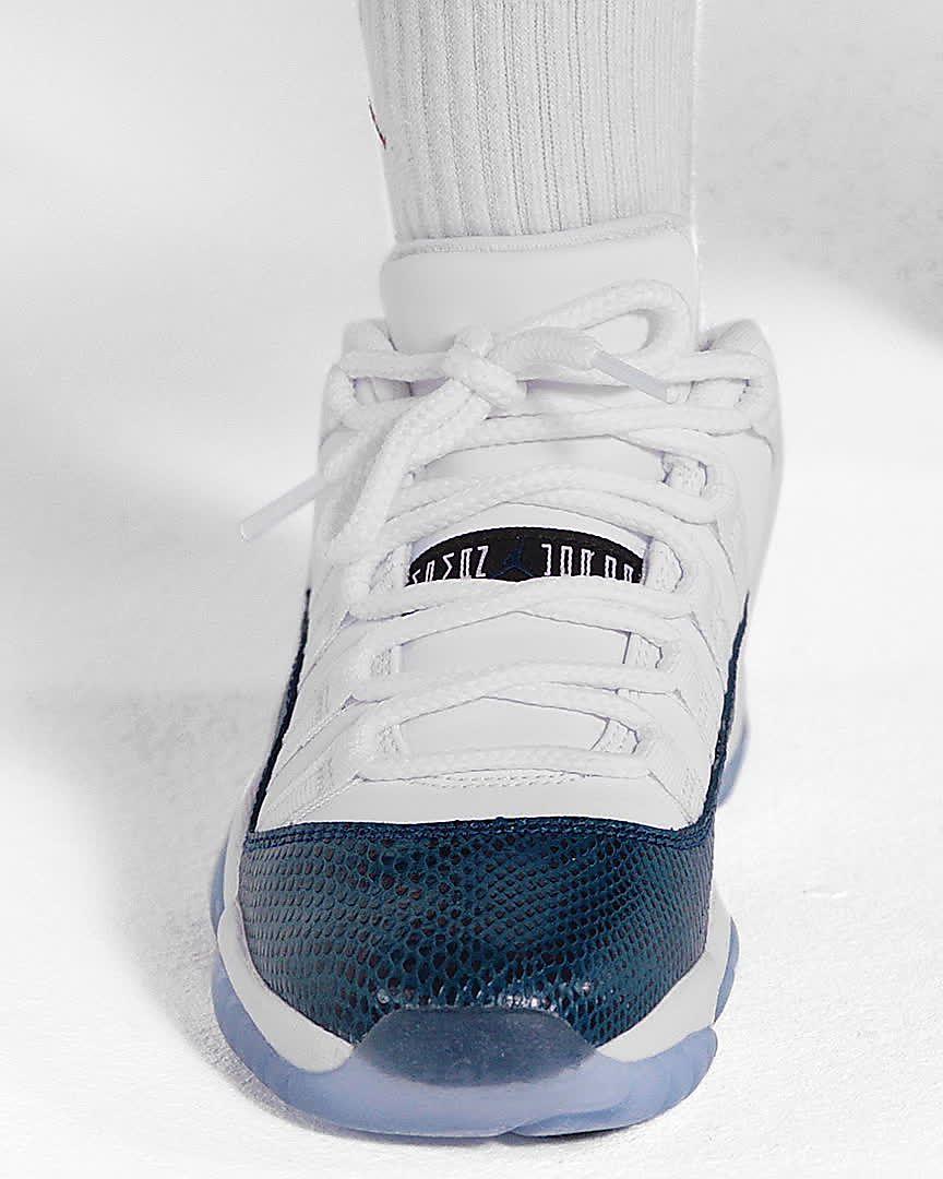 d319c396afe Air Jordan 11 Retro Low LE Big Kids' Shoe. Nike.com